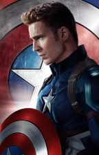 My Captain; Steve Rogers by QueenWriter17