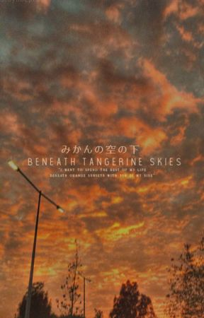 beneath tangerine skies | eishi tsukasa by -bbymilk