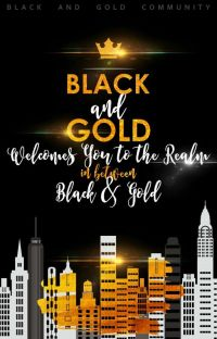 BLACK AND GOLD COMMUNITY cover