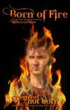 Born of Fire  (Doctor Who AU) cover