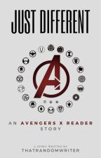 Avengers x Reader // Just Different by ramblerofbooks7