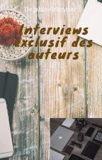IEA (Interviews exclusif des auteurs) by doomatservice