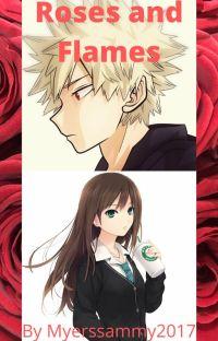Roses and Flames *Bakugo Katsuki* (Discontinued) cover