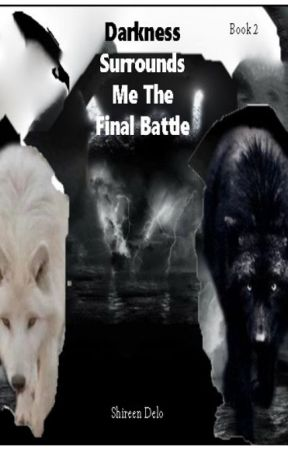 Darkness Surrounds Me - The final Battle Book 2 by Firefly16j