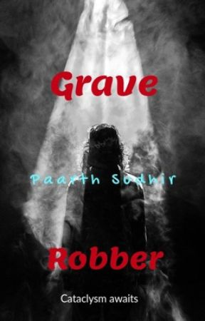 Grave Robber by Antlion56
