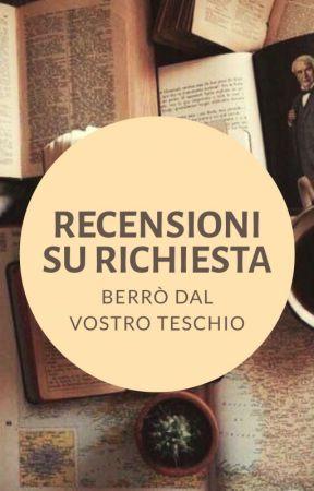 RECENSIONI [CHIUSO] by JennyKravenn