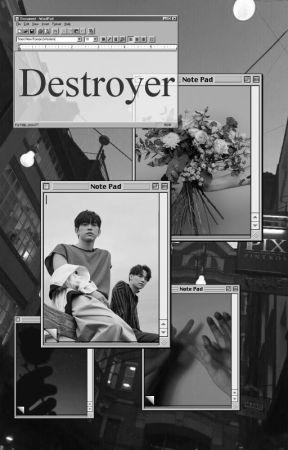 destroyer |jj project by _Maddie_Hatter_