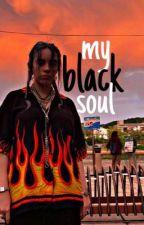 My Black Soul by RadicalBadical