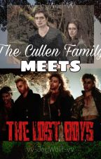 The Cullen Family Meets The Lost Boys  by vv-JoyWolf-vv