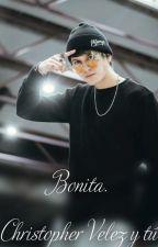 Bonita Christopher Velez y tu by CNCOWNERCOLOMBIA