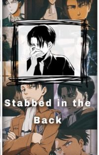 Stabbed in the back cover