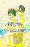 ↑Imagines BNHA↓+18 cover