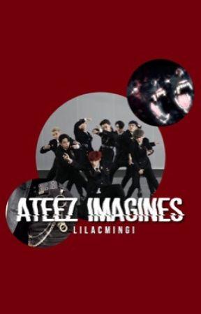 ATEEZ Imagines by lilacmingi