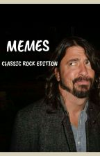 ⭐memes⭐||classic rock edition by rockstargroupie
