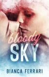BLOODY SKY - Flames Series #2 DEMO cover