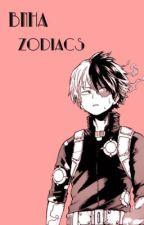Bnha zodiacs  by 1_anime