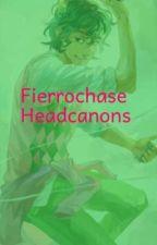 Fierrochase Fanfics by attractv_alex_fierro