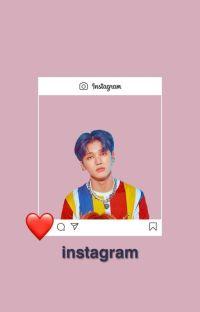 instagram | ateez cover