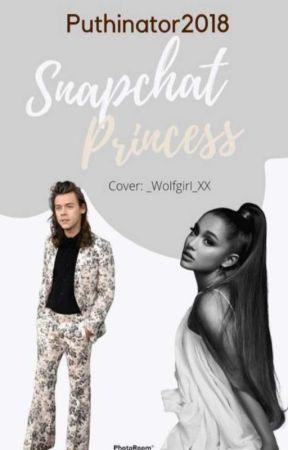 Snapchat Princess (h.s)  by Puthinator2018