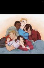 The Marvel Family by blockiPad