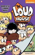 THE LOUD HOUSE [Imágenes, Cómics y Viñetas] by Celydrell