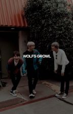 a wolf's growl   nct by iin4na
