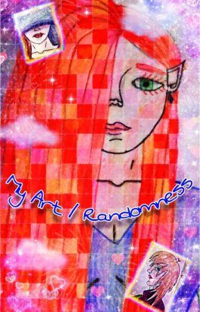 My art/randomness 2 by katiebellebrown