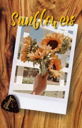 Sunflowers by distanzaravvicinata