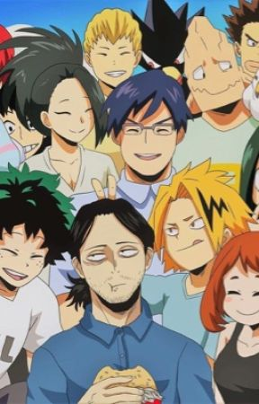 BNHA One Shots by InLoveWithAWaterMage