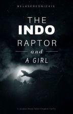 The Indoraptor and A Girl  ✔️ by belaserednickis