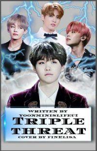 Triple Threat (Taegi+Yoonkook+Yoonmin) cover