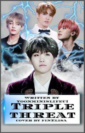 Triple Threat (Taegi+Yoonkook+Yoonmin) by yoonminislifeu1
