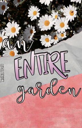 an entire garden [pjm+jjk by ParkJeonKookmin