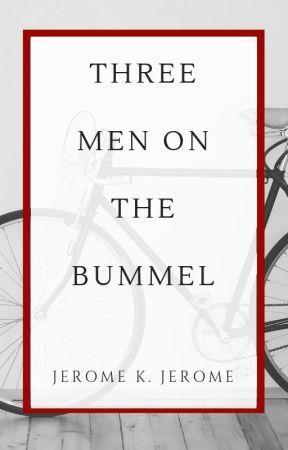 Three Men on the Bummel by jeromekjerome