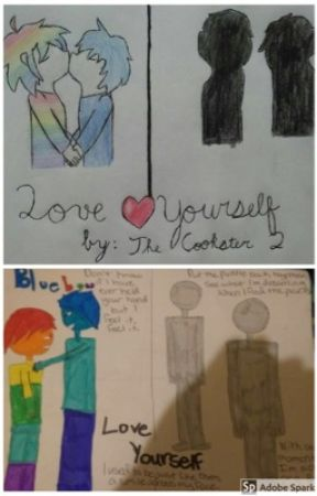 [ON HOLD] Love Yourself ~ A Steve Saga Fanfic by TheCookster2