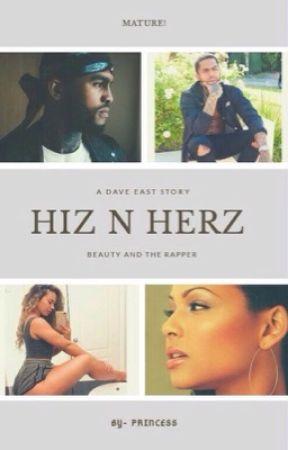 Hiz//Herz ~DaveEast~ by Princess_g_Pearce