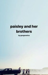 paisley and her brothers  cover