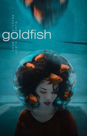 Goldfish °  a graphic book by lanadelreoy