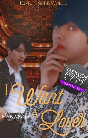 I Want A Lover ✢ Taekook [One-shot]  by -ExpectingTheWorld
