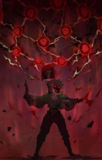 El Demonio Del Escudo Negro (Overlord X Tate No Yuusha) Crossover cover
