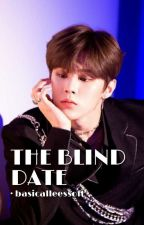 the blind date || kim wooseok by kimscafe