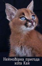Неймовірна пригода кота Кая від cosmochub