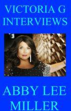 Victoria G Interviews Abby Lee Miller by HelloVictoriaG