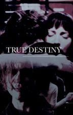 true destiny - spencer + maeve by allthingsbau