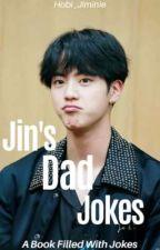 Jin's Dad Jokes by Hobi_Jiminie