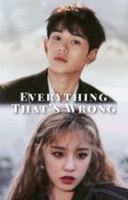 everything that's wrong // luqi by JenAndRavyn
