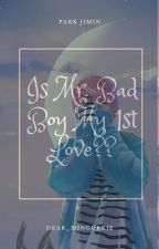Is Mr.bad boy my 1st love?(Jimin ff)(Complete) by Reevabaidya