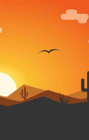 JOJO PART [00]: Blazing sun by origna1king955