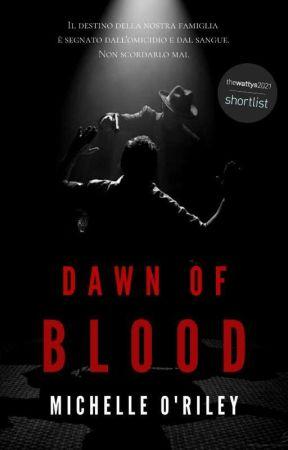 Dawn of Blood by kiwi52