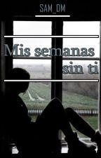 Mis semanas sin ti by Sam_DM